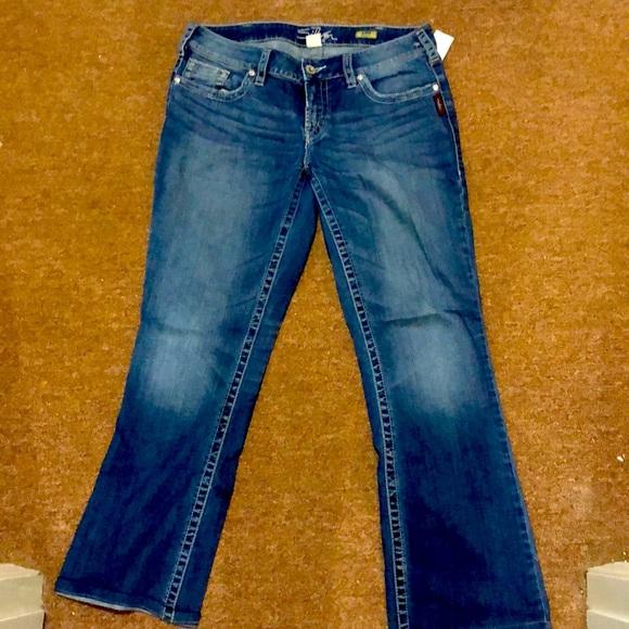 Silver Jeans Aiko Boot Cut W33 L33